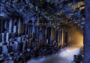 غار فینگال، اسکاتلند