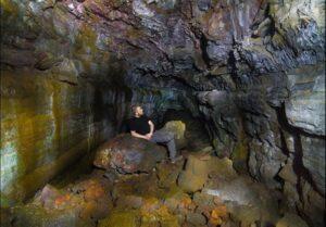 غار ایابکا، ایسلند